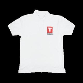 Poloshirt 180 grm2 wit - L