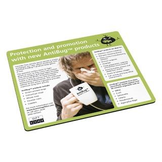 AntiBug HardTop Mouse Mat