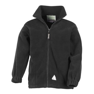 Yth Full Zip Active Fleece Jacket