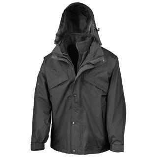 3 in1 Zip&Clip Jacket