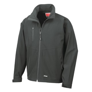 2 Layer Base Soft-Shell Jacket Gents