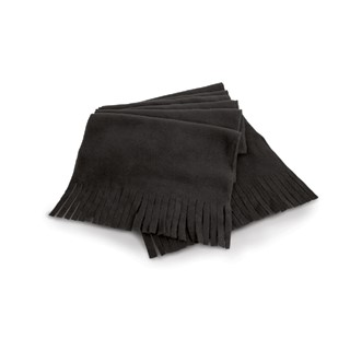 Active Fleece Tassel Scarf