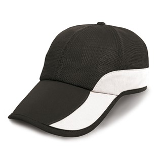 Addi Mesh Cap with under-peak Mesh Pocket, 6 panel