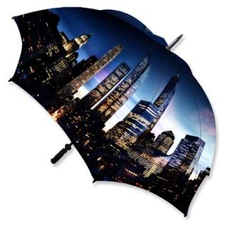 Full color paraplu 23 inch