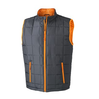 Men's Padded licht Weight Vest