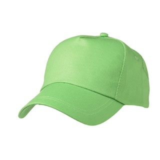 5 Panel Promo Cap licht ly Laminated