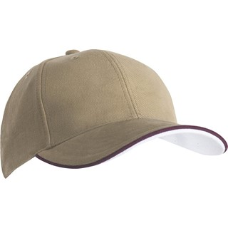 6 Panel Double Sandwich Cap