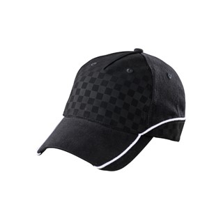 5 Panel Racing Cap Embossed