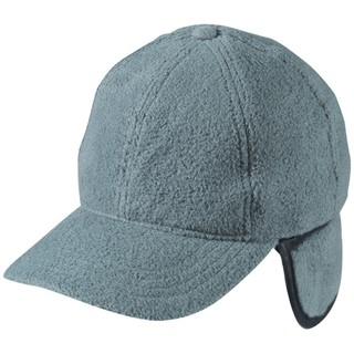 6 Panel Fleece Cap with Earflaps
