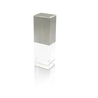 High-quality USB flash drive made of hand-polished