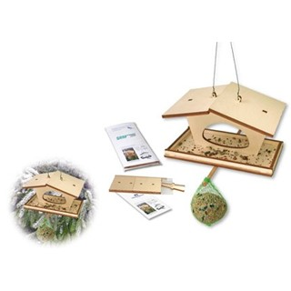 Bird House Kit, incl 1-4 c digital printing