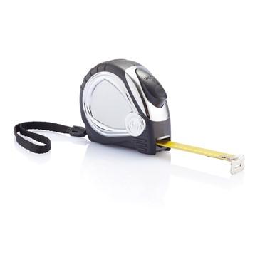 Chroom autostop rolmeter