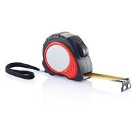 Tool Pro autostop rolmaat 5m19mm, rood