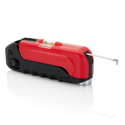 Tool pro multi-functie tool, rood