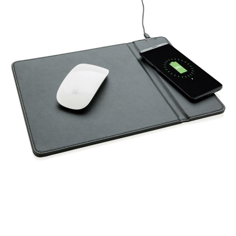 Tapis de souris avec chargeur induction comme cadeaux d - Tapis de souris personnalise belgique ...