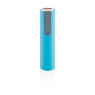 2200 mAh powerbank, zwart