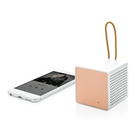 Vibe draadloze speaker, roze