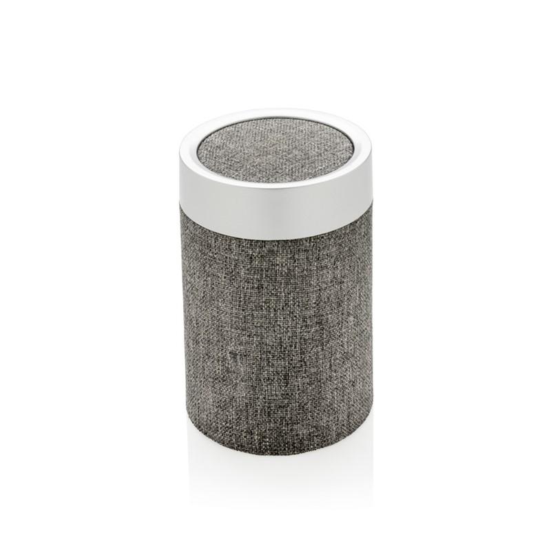 Stijlvolle ronde draadloze speaker