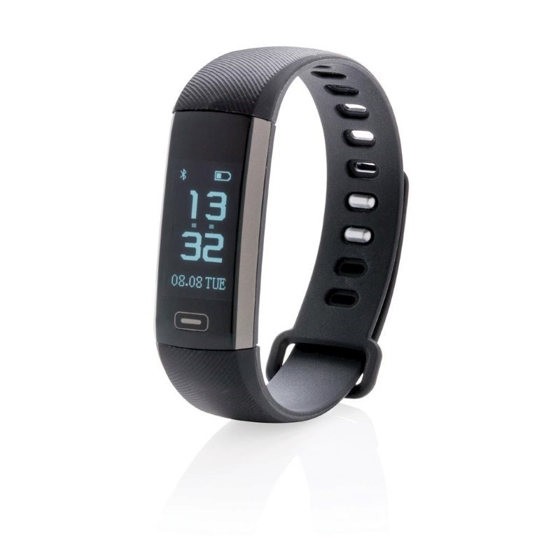 Activity tracker met bloeddrukmeter