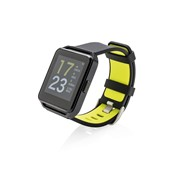 Activity horloge met kleurenscherm