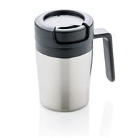 Coffee to go beker, zwart