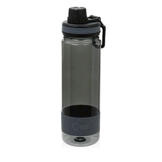 Swiss Peak tritan fles, grijs
