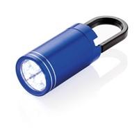 Pull it LED zaklamp, zwart