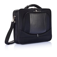 Swiss Peak laptop tas, zwart