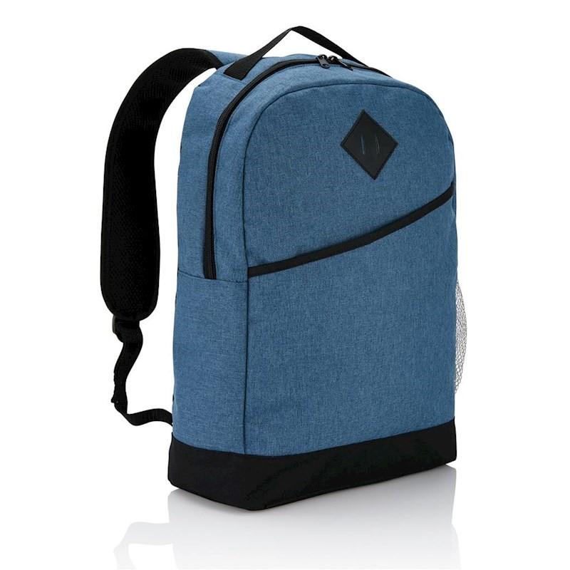 Moderne stijl rugzak, blauw