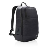 Modern 15 laptop rugtas, zwart
