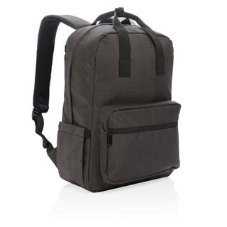 15 Laptop totepack, antraciet