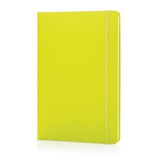 A5 basic hardcover notitieboek, roze