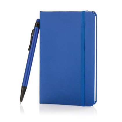 A6 basic hardcover notitieboek met touchscreen pen