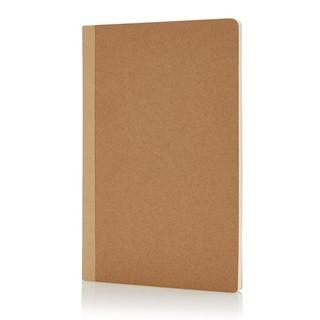 A5 journal notitieboek, bruin