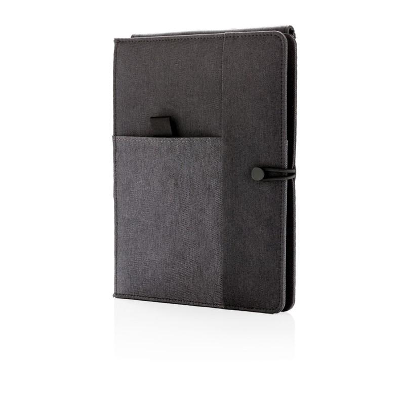 Notitieboek met 5W draadloze oplader