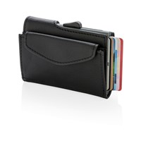 C-Secure RFID kaarthouder & portemonnee met munt v