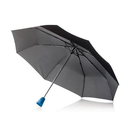 21,5 Brolly 2-in-1 auto opensluit paraplu, zwart