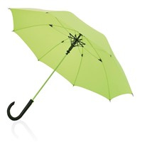 Neon 23 fiberglass paraplu, groen
