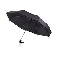 Deluxe 21,5 2-in-1 automatische paraplu, zwart
