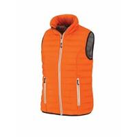 Bodywarmer HELSINKIvoor dames , oranje XS