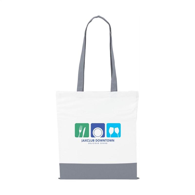 Relatiegeschenken Katoenen Tas : Twocolourbag katoenen tas als relatiegeschenken