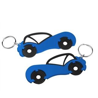 Winkelwagenmuntje Sportwagen