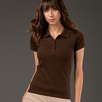 EVE EVE Polo t-shirt voor vrouwen