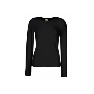 Lady-Fit Crew Neck T Longsleeve (Upgrade) Fruit of