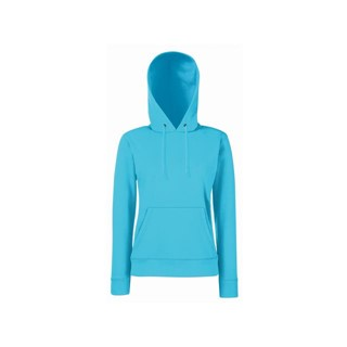 Lady-Fit Hooded Sweat Fruit of the loom