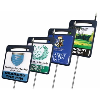 Nearest-Longest Course Markers 115x145mm