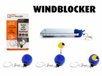 Windblocker Doming