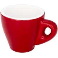 Perk gekleurde espressomok