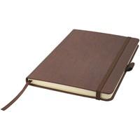 nota blok met imitatie hout cover