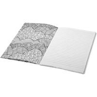 Doodle kleurentherapie notitieboek